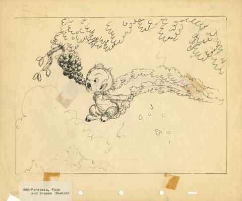 Fantasia Concept Art - ID: decfantasia20137 Walt Disney