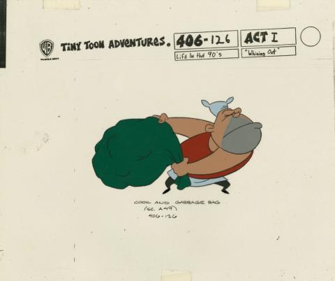 Tiny Toon Adventures Model Cel - ID: dectinytoons20299 Warner Bros.
