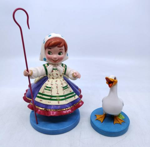 It's a Small World Belgium WDCC Figurine - ID: febwdcc21604 Disneyana