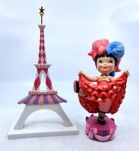 It's a Small World France WDCC Figurine - ID: febwdcc21608 Disneyana