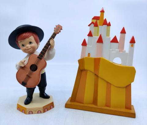 It's a Small World Spain WDCC Figurine - ID: febwdcc21617 Disneyana
