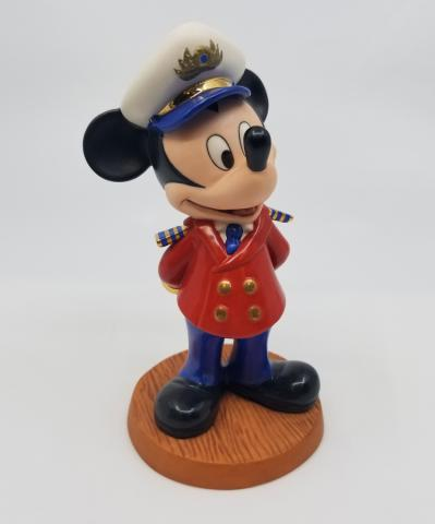 Disney Cruise Line Exclusive Mickey WDCC Figurine - ID: febwdcc21628 Disneyana