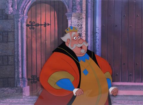 Sleeping Beauty Production Cel - ID: jansleeping21090 Walt Disney