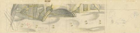 Half Pint Palomino Layout Drawing  - ID: julybarney20152 MGM