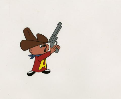Alvin and the Chipmunks Model Cel - ID: junalvin21106 Bagdasarian