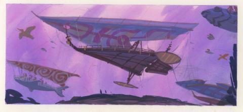 Atlantis Concept Art - ID: junatlantis21396 Walt Disney