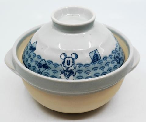 Mickey Mouse Miso Bowl - ID: jundisneyana20088 Disneyana