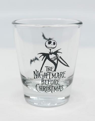 Nightmare Before Christmas Shot Glass - ID: jundisneyana20106 Disneyana