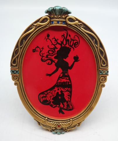 Snow White Mirror Mirror Picture Frame - ID: jundisneyana20160 Disneyana