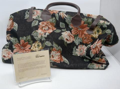 Mary Poppins Practically Perfect Carpet Bag Replica - ID: jundisneyana20334 Disneyana