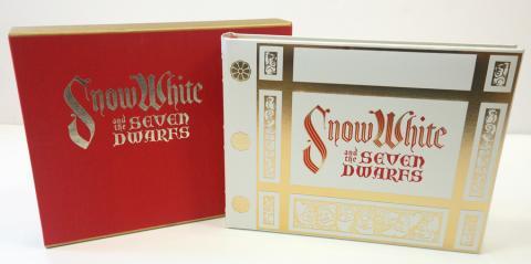 1978 Snow White and the Seven Dwarfs Limited Edition Book - ID: jundisneyana21300 Disneyana