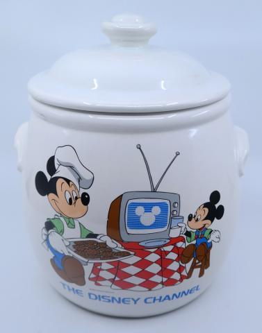 Mickey Mouse Disney Channel Cookie Jar - ID: jundisneyana21329 Disneyana