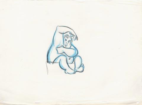 Mulan Gag Drawing  - ID: junmulan20152 Walt Disney
