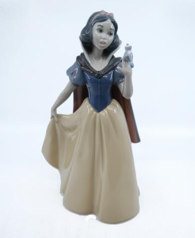 Snow White Lladro Figurine - ID: mardisneyana21006 Disneyana