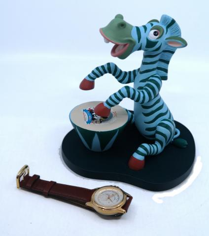 it's a Small World Disneyana 2000 Limited Edition Watch & Figurine - ID: mardisneyana21314 Disneyana