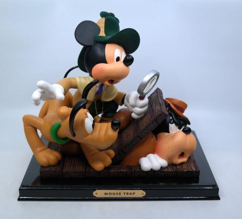 Mouse Trap Official Disneyana Mystery Figurine - ID: mardisneyana21323 Disneyana
