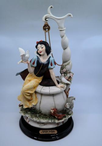 Armani Snow White Porcelain Statuette - ID: mardisneyana21325 Disneyana