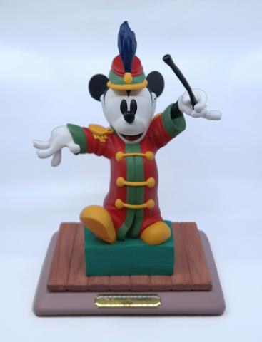 The Band Concert Mickey Mouse Disneyana 1993 Statuette - ID: mardisneyana21326 Disneyana