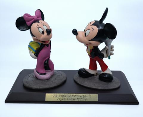 Disneyland's 40th Anniversary Disneyana 1995 Statuette - ID: mardisneyana21327 Disneyana