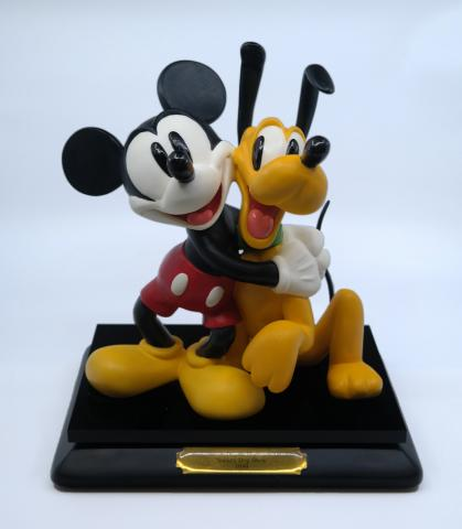 Society Dog Show Disneyana 1998 Statuette - ID: mardisneyana21332 Disneyana