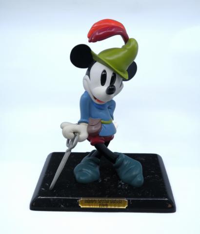 Brave Little Tailor Disneyana 1996 Statuette - ID: mardisneyana21334 Disneyana