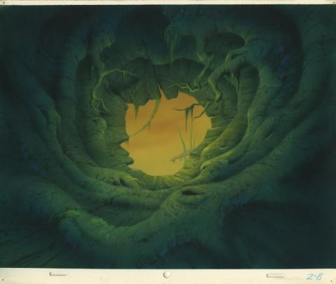 Secret of NIMH Preliminary Background - ID: marnimh21158 Don Bluth