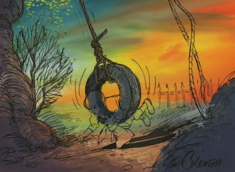 Velveteen Rabbit Concept Artwork - ID: marvelveteen21057 Don Bluth