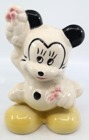 Mickey Mouse 1940s Ceramic Figurine - ID: novdisneyana20044 Disneyana