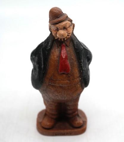1940s Wimpy Figurine by Multi Products - ID: septpopeye20337 Fleischer