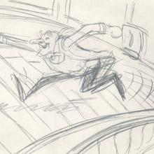 The Aristocats Storyboard Panel - ID:0122arist11 Walt Disney