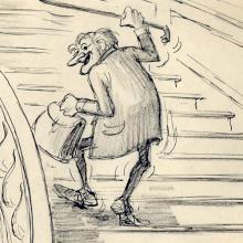 The Aristocats Storyboard Panel - ID:0122arist12 Walt Disney