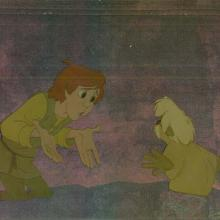 The Black Cauldron Production Cel - ID:black28 Walt Disney