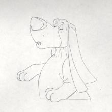 The Aristocats Production Drawing - ID:aaristo04 Walt Disney