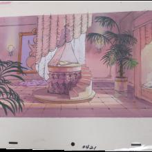 Oliver and Company Color Key Concept - ID:coleman8546 Walt Disney