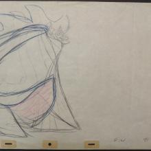 Sleeping Beauty Production Drawing - ID:disbeauty03 Walt Disney
