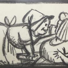 Sleeping Beauty Storyboard Panel - ID:disbeauty04 Walt Disney