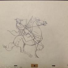 Sleeping Beauty Production Drawing - ID:disbeauty16 Walt Disney