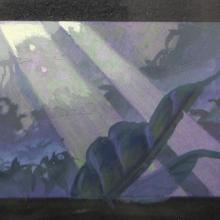 Tarzan Color Key Concept - ID:410tarzan001 Walt Disney