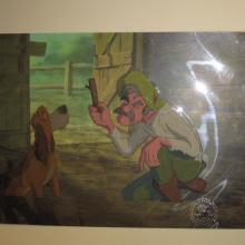 The Fox and the Hound Production Cel - ID:hound1976 Walt Disney