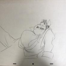 Peter Pan Production Drawing - ID:pan0821 Walt Disney
