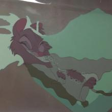 The Secret of NIMH Production Cel - ID:mar15nimh036 Don Bluth