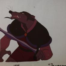 The Secret of NIMH Production Cel - ID:mar15nimh043 Don Bluth