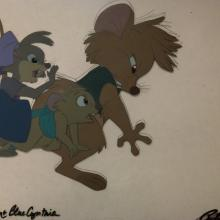 The Secret of NIMH Production Cel - ID:mar15nimh055 Don Bluth