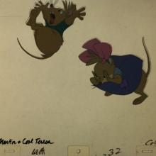 The Secret of NIMH Production Cel - ID:mar15nimh056 Don Bluth