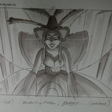 Thumbelina Concept Art - ID:mar15thumb003 Don Bluth