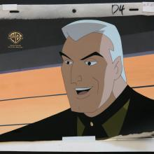 Batman Beyond Production Cel & Background - ID:marbatman3632 Warner Bros.