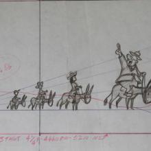 Grand Canyonscope Layout Drawing - ID:mardonald2757 Walt Disney