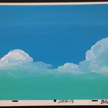 1980s Production Background - ID:marhannabg3617 Hanna Barbera