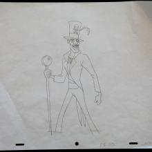 The Princess and the Frog Production Drawing - ID:marprinfrog3561 Walt Disney