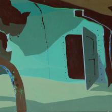 Jonny Quest Color Key Concept - ID:marquest2943 Hanna Barbera
